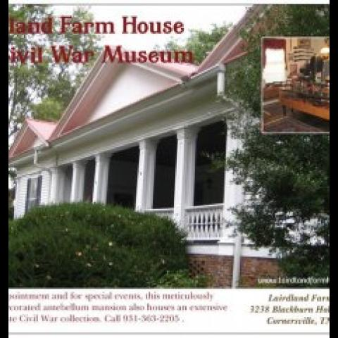 Historic Lairdland Farm House and Civil War Museum