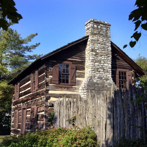 James White Fort