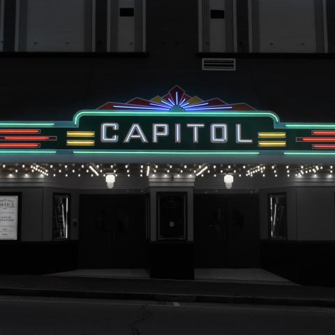 The Capitol Theatre of Greeneville