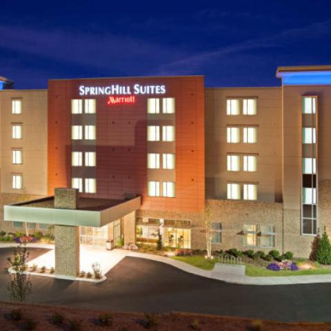 SpringHill Suites by Marriott Chattanooga Downtown