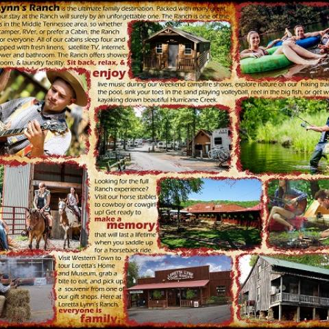 Loretta Lynn's Ranch - Event Venue, Campground, Tourist Destination