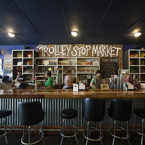The Trolley Stop Market