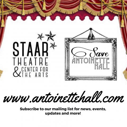 STAAR Theatre at Antoinette Hall