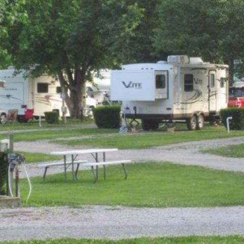 Texas T Campground