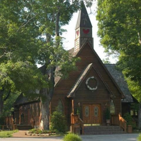The Heartland Little River Wedding Chapel