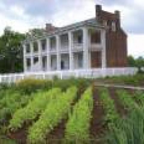 Carnton Plantation and McGavock Confederate Cemetery