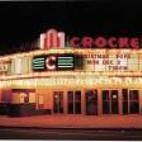 Crockett Theater Welcome Center