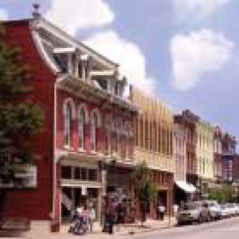 Downtown Franklin/Main Street