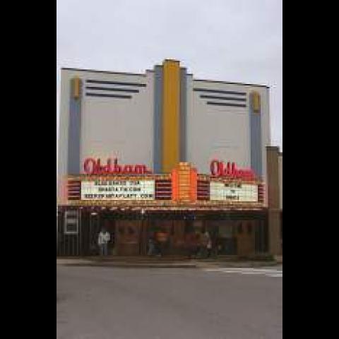 Historic Oldham Theatre