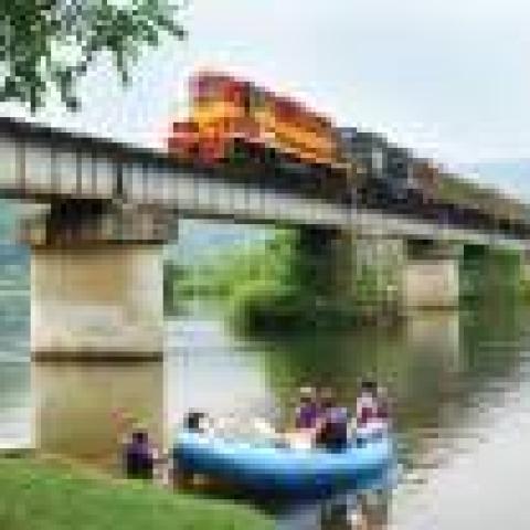 Hiwassee River Rail Adventures