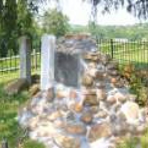 Nancy Ward Grave