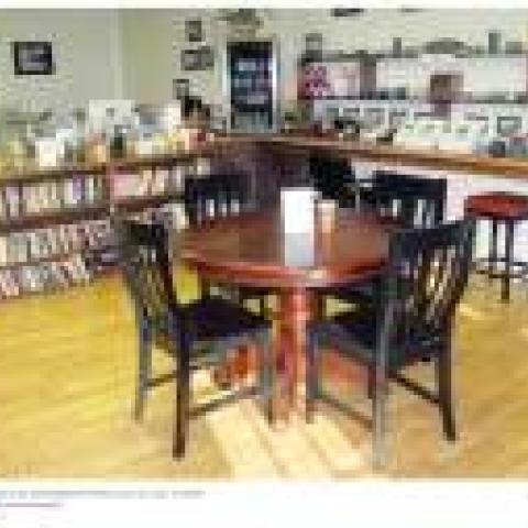 Newspaper Bookshop