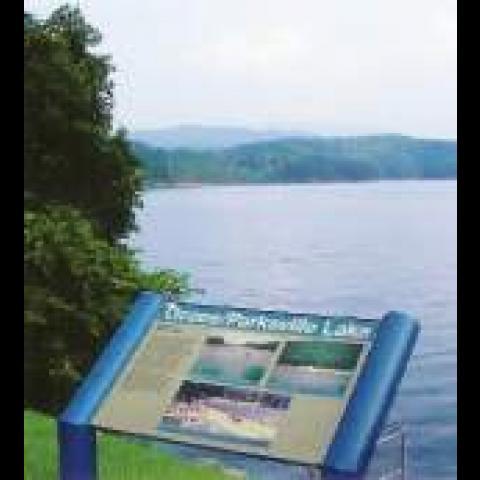 Parksville Lake / Lake Ocoee