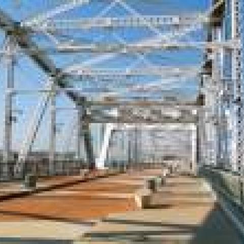 Pedestrian Bridge /LP Field