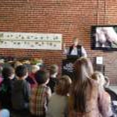 The Elephant Sanctuary Education Gallery
