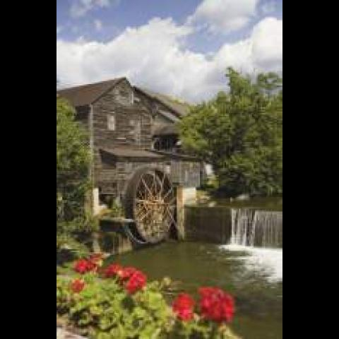 The Old Mill Historic District