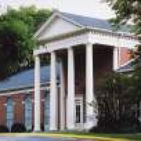 Tusculum College / Doak House Museum / President Andrew Johnson Museum