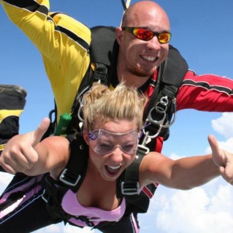 Adventure Skydiving Tennessee