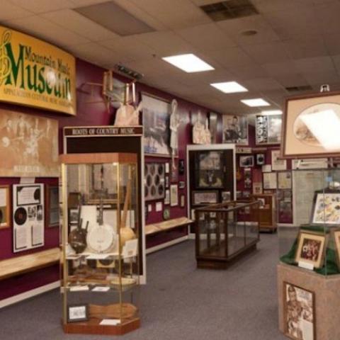 Appalachian Cultural Music Association Mountain Music Museum