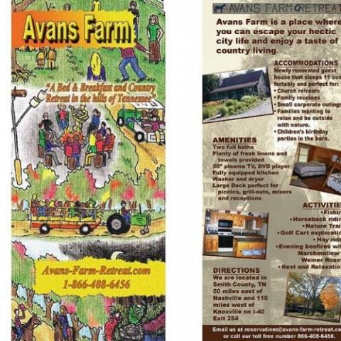 Avans Farm Retreat