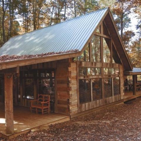 Big South Fork Wilderness Resorts