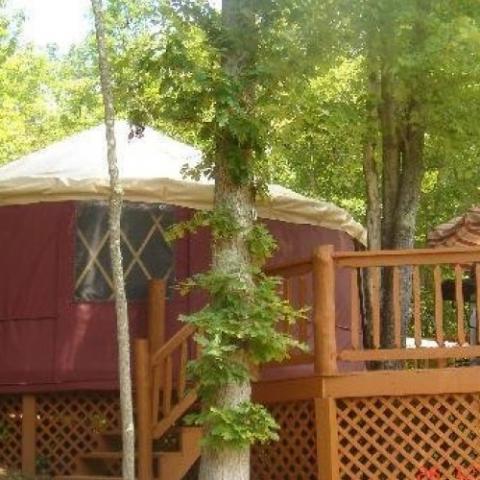 Blanche Manor Yurts