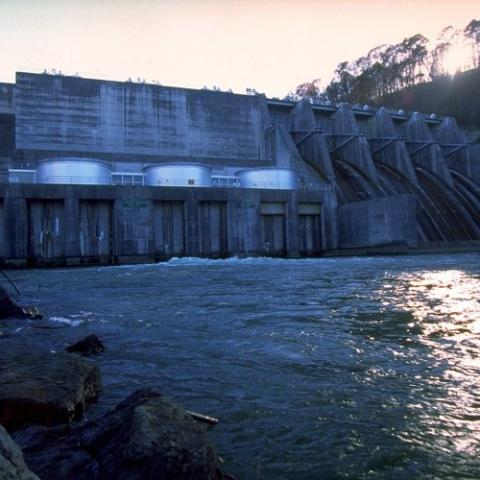 Boone Dam Reservation