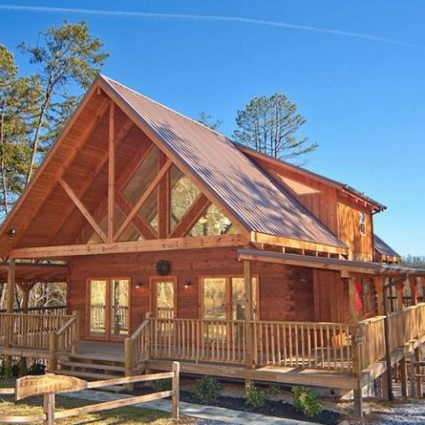 Cabins By Cabins USA Gatlinburg