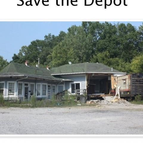 Carthage Junction Depot