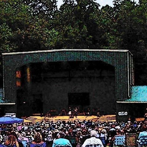 Casey Jones Village Amphitheatre