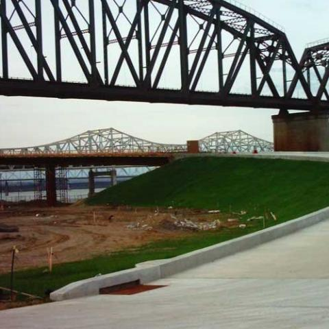 Clarksville Greenway Pedestrian Bridge