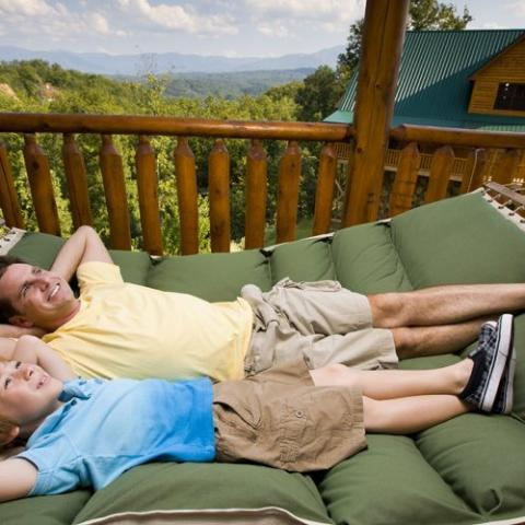 Dollywood's Smoky Mountain Cabins