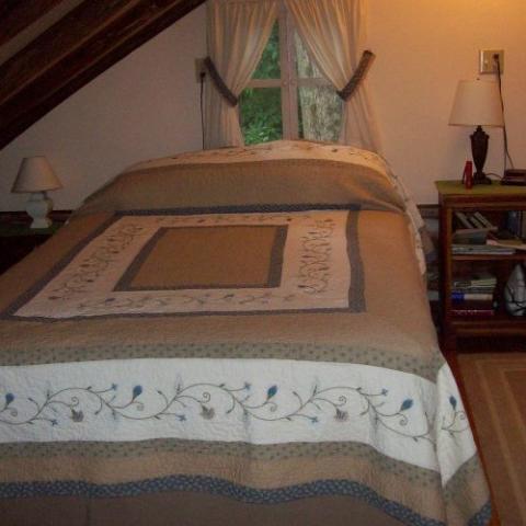 Falls Mill Bed & Breakfast Log Cabin