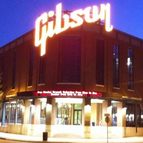 Gibson Guitar - Memphis
