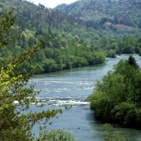 Hiwassee River Recreation Corridor
