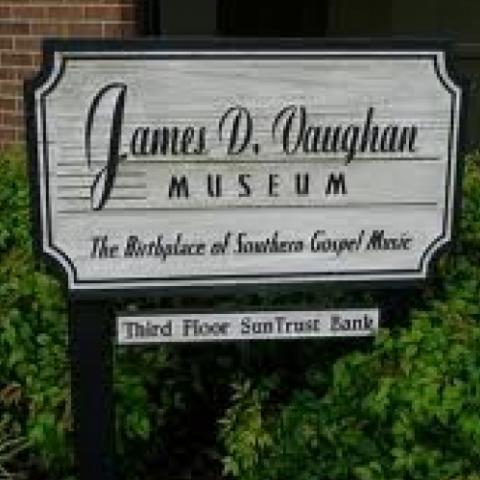 James D. Vaughan Southern Gospel Music Museum