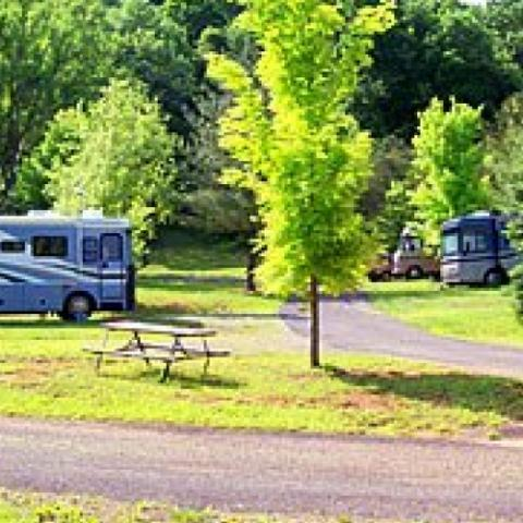 Persimmon Ridge Campground-Closed for renovations
