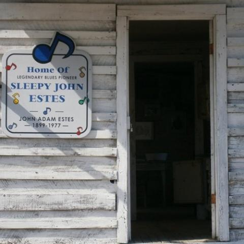 Sleepy John Estes House