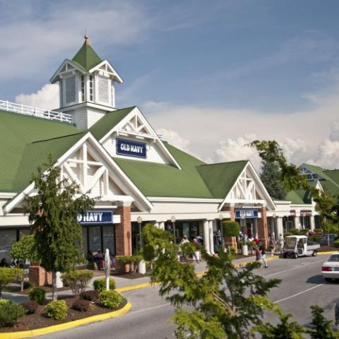The best outlet shopping in Tennessee!