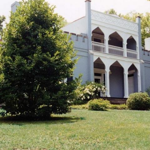 The Rectory is the last remaining building of the famed, well-respected Columbia Athenaeum.