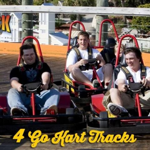 The Track Family Fun Park & Arcade