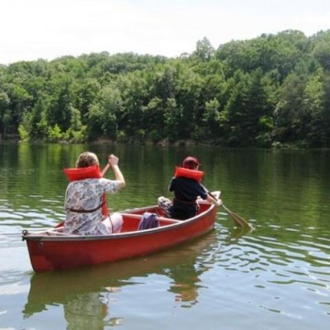 Topsy Turvy Canoe Rental and Campground