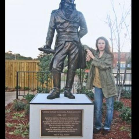 Tracy H. Sugg, Sculptor