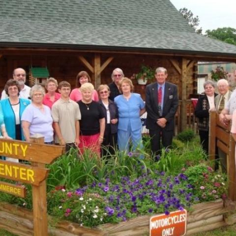 Wayne County Chamber of Commerce Welcome Center