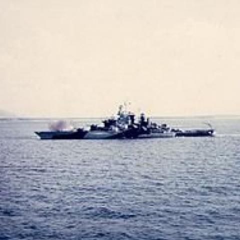 World War II Remembrance Museum USS Tennessee (BB43)