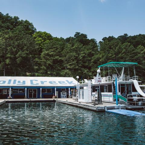 Holly Creek Resort & Marina