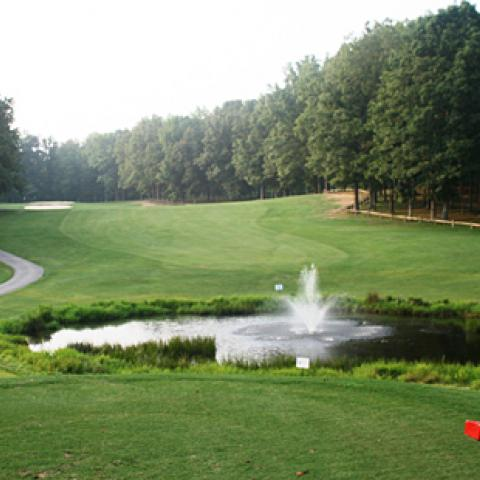 Fall Creek Falls Golf Course