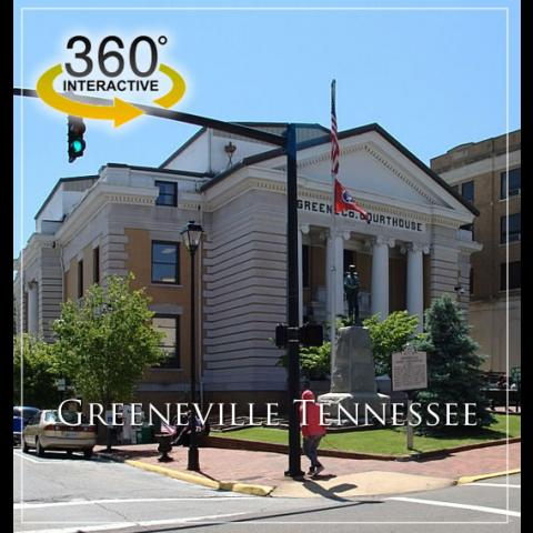 Greeneville Tennessee Virtual Tour