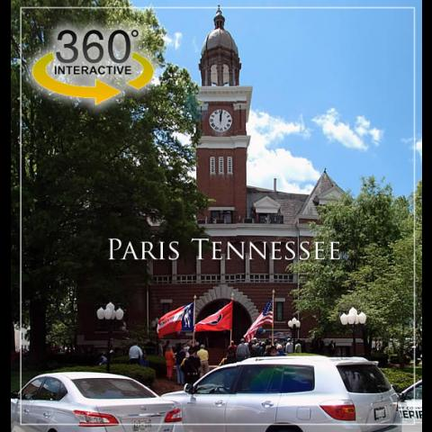 Paris Tennessee Virtual Tour