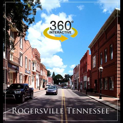 Rogersville Main Street Downtown Tour